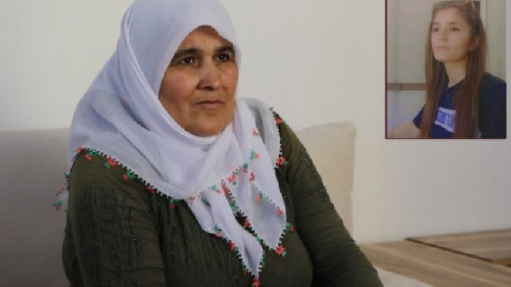 Diyarbakır'da kızı kaçırılan anneye 'bayram tatilinden sonra gel' denilmiş