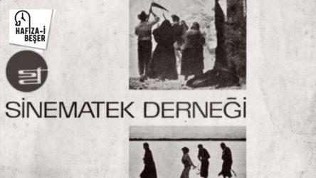 25 Ağustos 1965: Onat Kutlar öncülüğünde Sinematek kuruldu