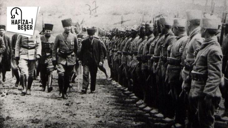 30 Ağustos 1922: Büyük Taarruz, emperyalizme karşı kazanılmış büyük zafer