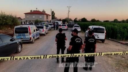 Konya'da katledilen aile Süleyman Soylu'dan yardım istemiş