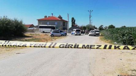 Konya'daki katliama ilişkin çarpıcı bilgiler: Bedenlerinden 20 mermi çıktı, bazıları başından vurulmuş, saldırı profesyonel
