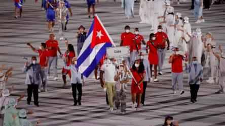 Küba'dan Tokyo Olimpiyat Oyunları'nda önemli başarı
