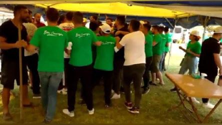 AKP'li gençlerin derdi başka: Milas'ta Afet Koordinasyon Merkezine saldırdılar