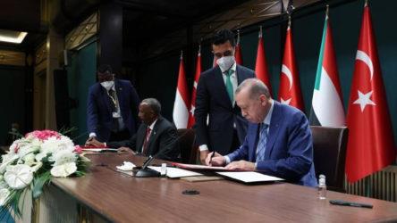 Türkiye ve Sudan arasında altı farklı alanda anlaşma imzalandı