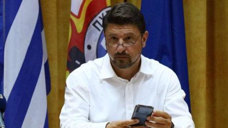 Orman yangınlarına karşı yetersiz kalındığını açıklayan Yunan yetkili istifa etti