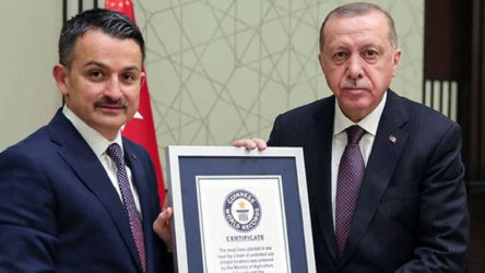 Recep Tayyip Erdoğan, Pakdemirli'ye sinirli iddiası: Görevden alınabilir