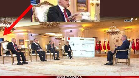 Yandaş yazar Erdoğan'ı böyle savundu: Prompter değil bilgi ekranı