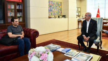 Şaban Vatan, Kılıçdaroğlu ile dava sürecini görüştü