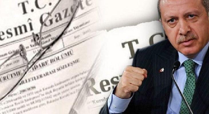 Erdoğan imzaladı, Resmi Gazete'de yayınlandı: Sahil Güvenlik Komutanlığı'na atamalar