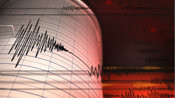 Muğla'nın Datça ilçesi açıklarında deprem meydana geldi