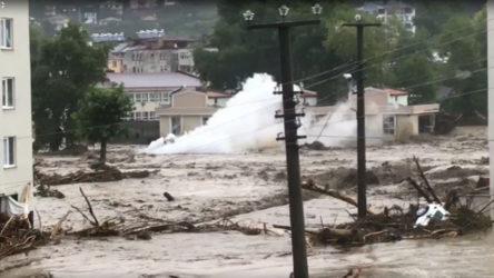 Batı Karadeniz'de sel felaketinde hayatını kaybedenlerin sayısı 70'e yükseldi