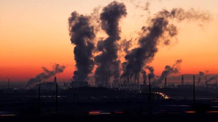 Sera gazı salınımı 800 bin yılın en yüksek seviyesinde