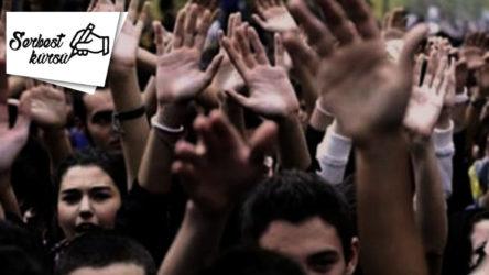 SERBEST KÜRSÜ   AKP'ye ve düzene karşı gençlik