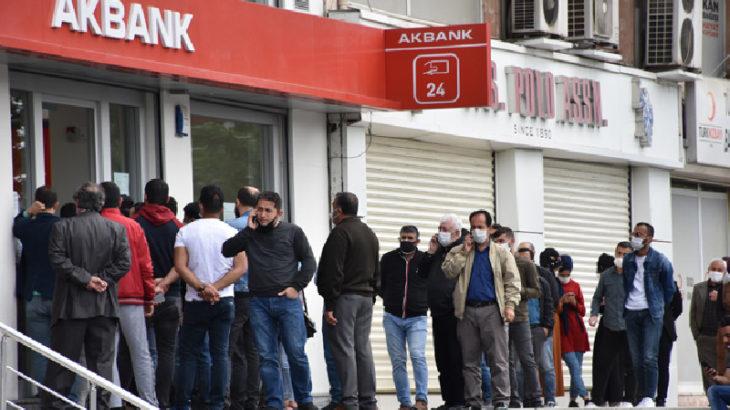 Halkın kredi borcu toplamda 703 milyar 903 milyon lira!