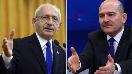 Süleyman Soylu'dan Kemal Kılıçdaroğlu'na yanıt