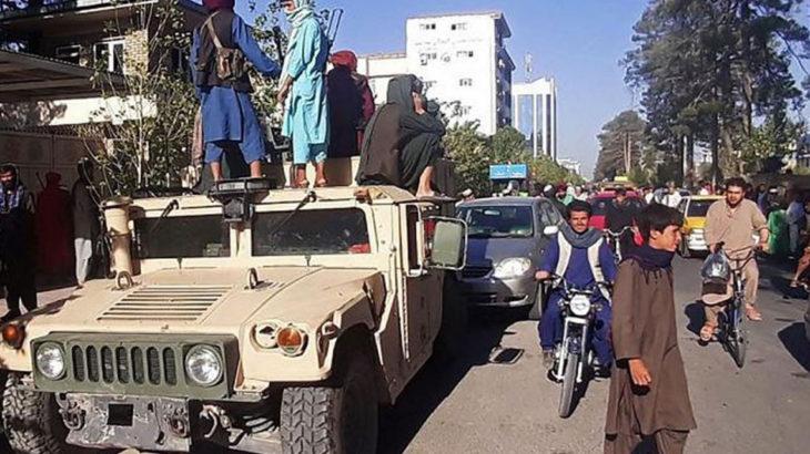 Taliban, genel af ilan etti