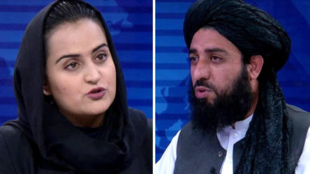 Taliban sözcüsü ile röportaj yapmıştı: Afganistanlı kadın gazetecinin akıbeti belli oldu