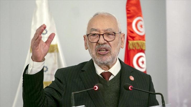 Tunus'ta Nahda karıştı, Gannuşi zor durumda