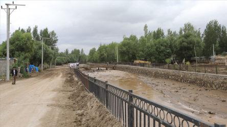 Meteoroloji'den Van için sel ve su baskını uyarısı