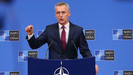 NATO Genel Sekreteri Jens Stoltenberg: Taliban Afganistan'ı zorla ele geçirirse uluslararası toplum tanımayacaktır