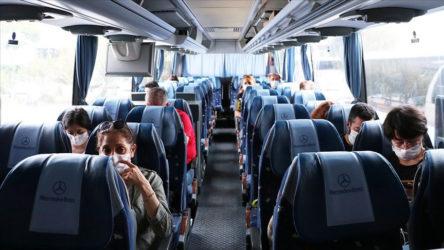 Zonguldak Muğla seferini yapan otobüste genç kadına cinsel taciz