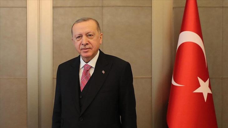 Erdoğan 'kısıtlama' konusu hakkında açıklamada bulundu