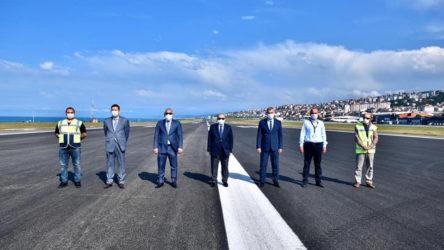 Trabzon Havalimanı pist bakım işi ihalesiz olarak yandaşa verildi