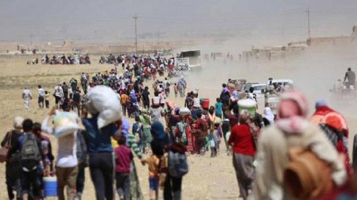Halk için 'sığınmacı sorunu'nun sorumlusu 'hükümetin yanlış dış politikası'