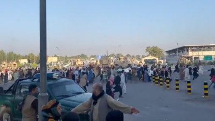 Kabil Havalimanı'na bir roketli saldırı daha