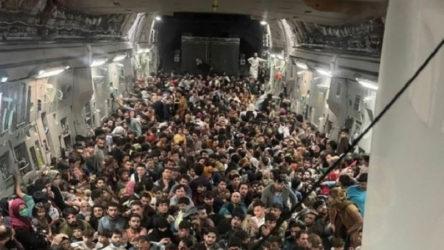 Uçağa binip ABD'ye gideceklerdi: Afgan göçmenlerin götürüldüğü yer hakkında çarpıcı iddia