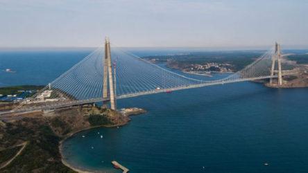 Üçüncü köprünün Çin'li şirketlere satış görüşmeleri durduruldu