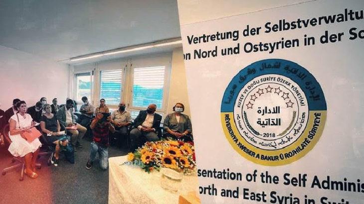 ABD destekli Rojava Özerk Yönetimi Cenevre'de temsilcilik açtı