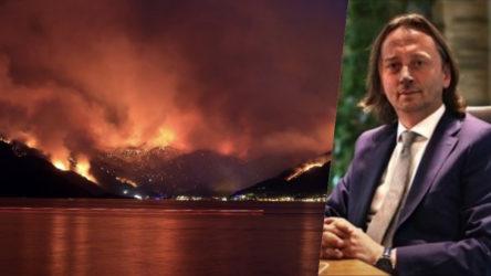 İbrahim Karagül için AKP'nin orman yangınlarındaki başarısızlıklarını eleştirmek 'FETÖ ve dış mihrakların oyunu'