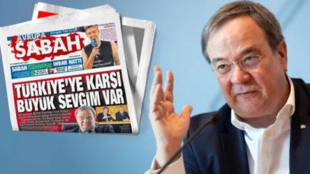 Yandaş Sabah'ın 'Türkiye'ye büyük bir sevgim var' röportajının yalan olduğu ortaya çıktı