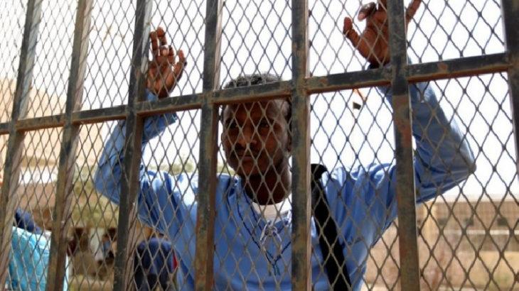 Suudi koalisyonu Yemenli tutuklulara ateş açtı