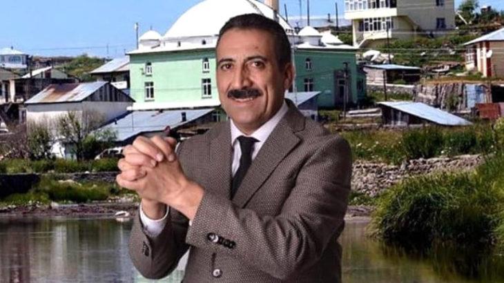 AKP'li başkan kendisiyle konuşmak isteyen yurttaşa ateş etti