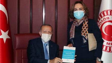 AKP'li vekil Zeynep Gül Yılmaz'ın yalanladığı ve iki polisin açığa alındığı olayın görüntüleri yayınlandı