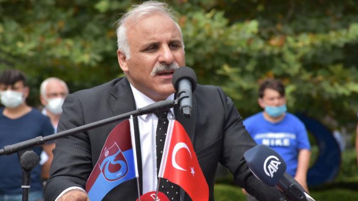 Dere yatağına yapılacak terminal için Trabzon Belediye Başkanı, risk yok dedi