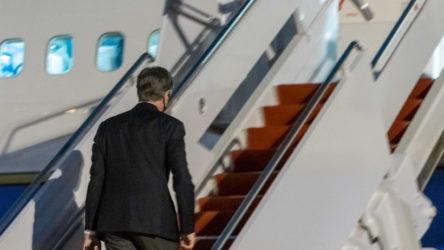 ABD Dışişleri Bakanı Blinken, teşekkür etmek için Katar'a gidiyor