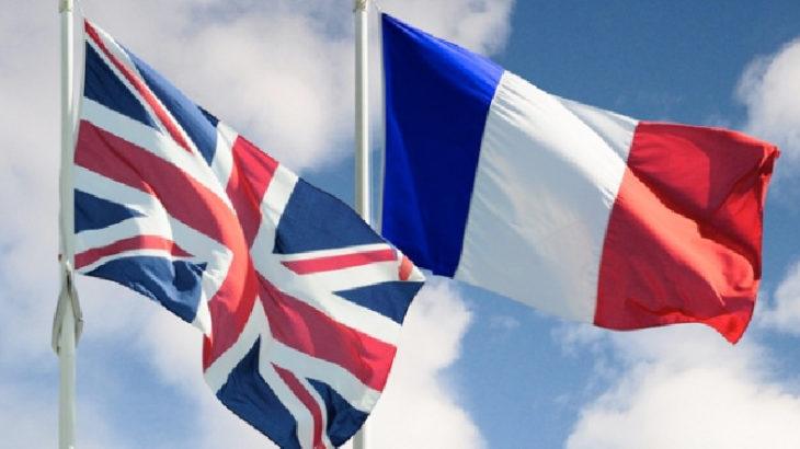 Fransa'dan İngiltere'ye