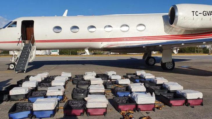 Kokain yakalanan uçağın sahibinden açıklama
