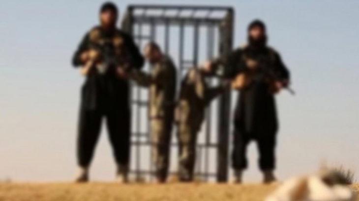 Türk askerlerinin yakılması için fetva veren IŞİD üyesi gözaltına alındı