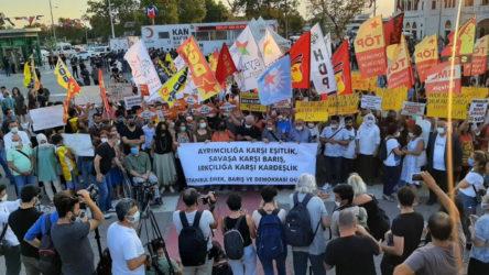 1 Eylül mitinginin iptal kararı protesto edilecek