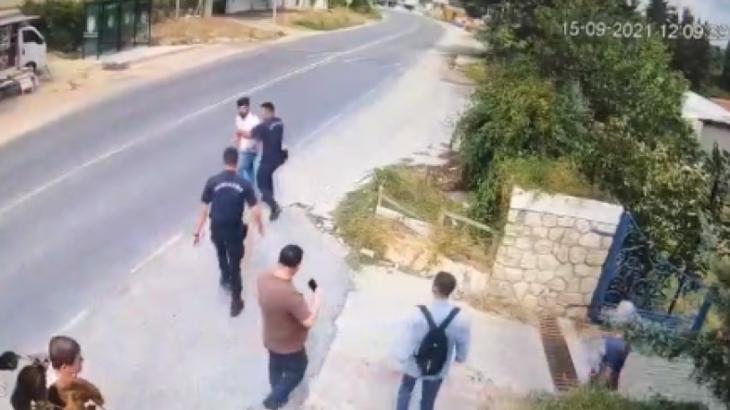 Gerici İsmailağa cemaati üyeleri Nesin Vakfı yöneticisine saldırdı