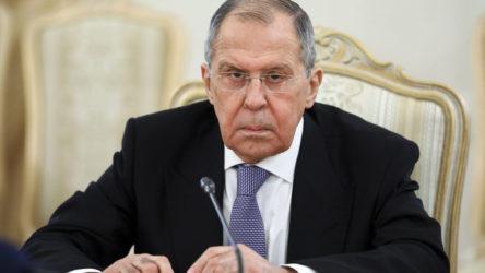 Rusya Dışişleri Bakanı Lavrov'dan 'Penşir' açıklaması