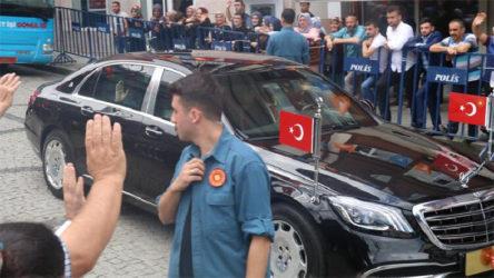 Erdoğan'ın Rize ziyareti: İkizdere polis ve asker tarafından abluka altına alındı