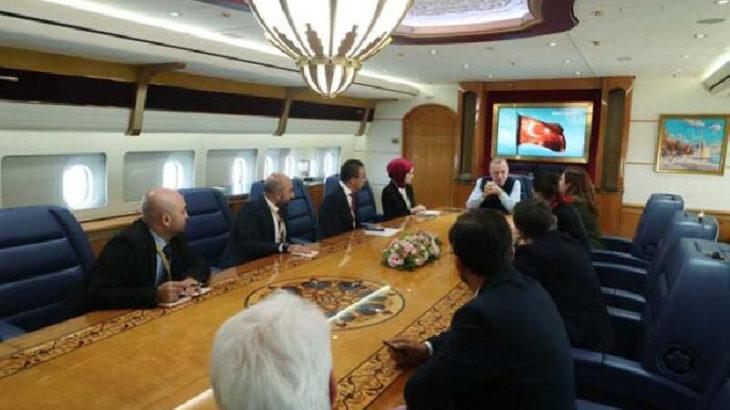 Erdoğan'dan Soçi dönüşü mesajlar: Ya parayı verecekler ya uçakları