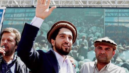 Taliban'a savaş açan Ahmed Mesud'un temsilcisi Washington'da lobici şirketle anlaştı