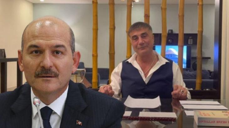 Sedat Peker'den Süleyman Soylu ile ilgili uyuşturucu paylaşımı: Tarih verdi