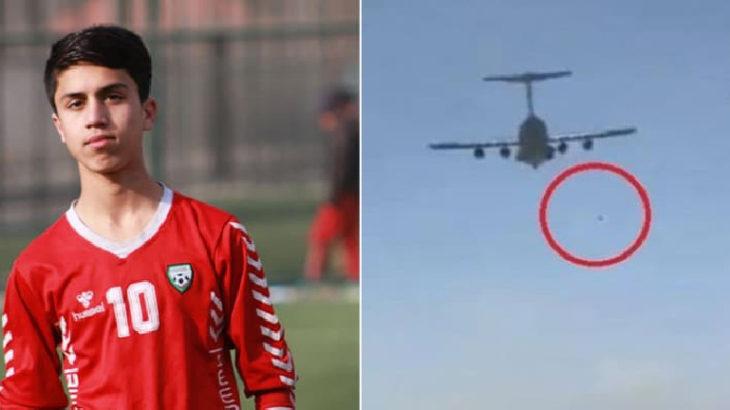 ABD uçağından düşerek ölen Afgan gencin ailesi pilotların yargılanmasını talep ediyor